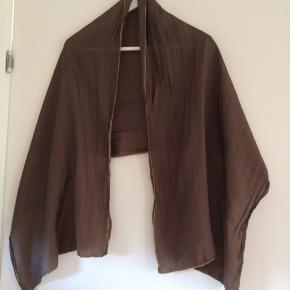 Posselt silke tørklæde
