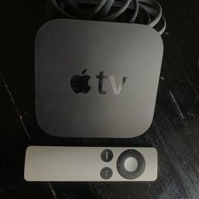 Apple TV, generation 3 Ingen HDMI  København