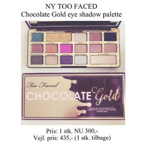 Brand: Too Faced Varetype: Eye shadow palette Farve: flere  Aldrig brugt - stadig i æske ☀️