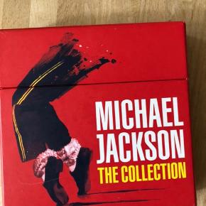 Michael Jackson CD-collection sælges! Byd!