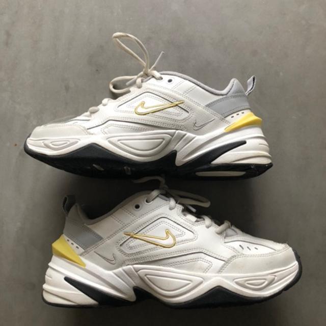 M2K Tekno Sneaker Nike grågrå