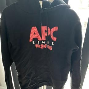 A.P.C. hættetrøje