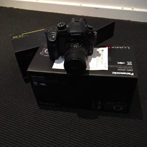 Panasonic DMC-GH4H 4k SLR Magic Hyperprime 25mm T0.95