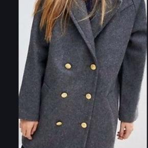 Ganni jakke, brugt i lidt over en sæson. Kan ikke huske nypris, men min mindeste pris er omkring 250 ,-