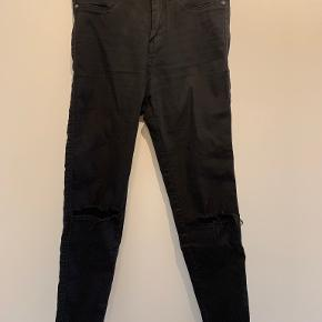 Raw appeal jeans