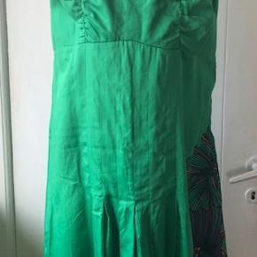 smuk grøn kjole