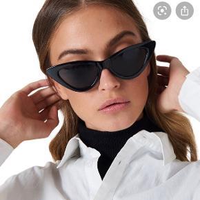 Sorte cat eye solbriller fra ASOS God stand