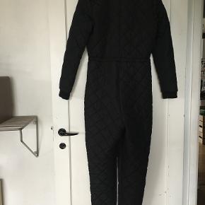 Barbara's Choice-flyverdragt, jumpsuit, buksedragt med termolag.