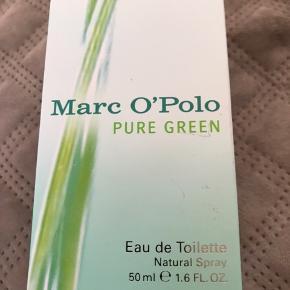 Marc O Polo Eau de toilette Pure Green 50 ml. Brugt en enkelt gang
