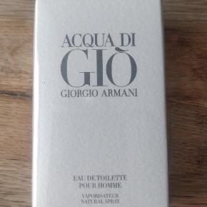 50 ml Giorgio Armani til mænd  Ubrugt  Fast pris