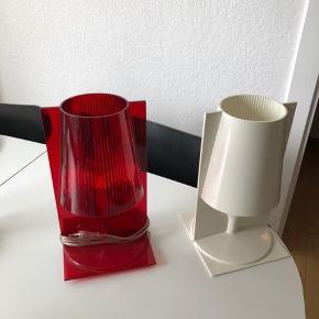 Begge lamper sælges for 300,-  Som nye