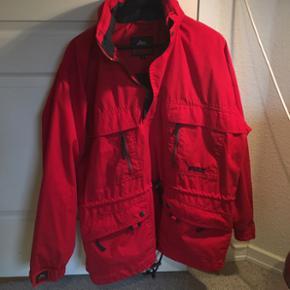 McKinley anorak jakke vinterjakkeStr S fitter stort