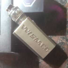 Wismec luxotic bf box squonker with chip with High quality VLS RDA from Oumier 7ml bottle and is for cloud and flavor chasers give me a bid
