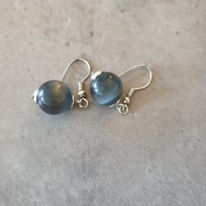 Blandede blå hænge øreringe 50 kr. Pr. Stk. #30dayssellout