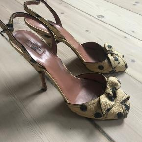 Alaïa stilet købt i Holly Golightly skoene er velholdte selvom de er en del år gamle