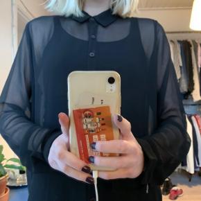 Gennemsigtig skjorte fitter en s/m