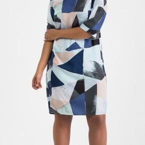 Den smukke Stipa Dress fra Carmakoma - trænger blot til at blive strøget 😊