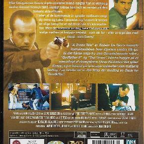 0242 - Bronx Tale, A (DVD)  Dansk Tekst - I FOLIE
