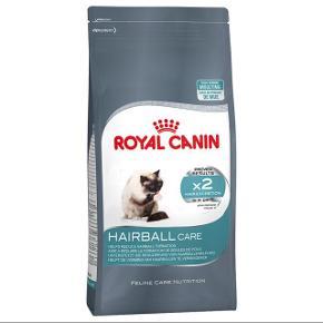 Royal canin hairball. Ikke åbnet.