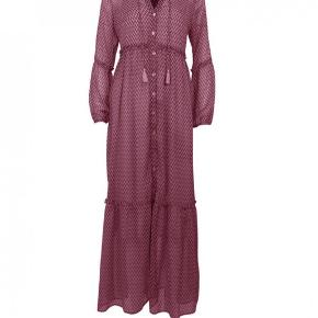Neo Noir Vivi kjole i farven dusty rose