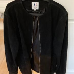 Et Al Design skind- & læderjakke