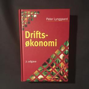 Driftsøkonomi, 7. Udgave af Peter Lynggaard  BYD