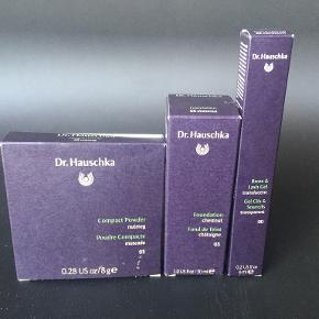 Dr. Hauschka makeup