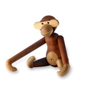 Helt ny Kaj Bojesen abe, ligger stadig i æsken. Det er den lille udgave af aben.