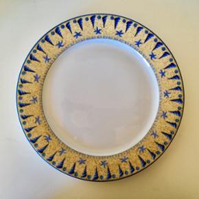 5 stk pillivuyt Maeva tallerkener i gul 500 kr. Samlet 26 cm i diameter. De er aldrig brugt.