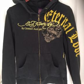 ed hardy hoodie, god stand, str m fitter dog small. modtager bud.  tags vintage y2k von dutch aesthetic brandy 2000s 90s 80s