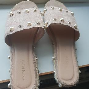 Søde sandaler,   flip flops,
