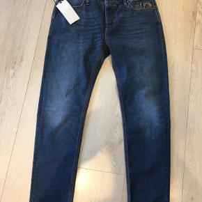 Blue De Genes jeans Str. 33/32 Model: Repi   Aldrig brugt..  Byd! :-)
