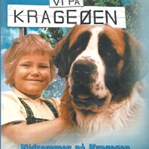 8257 - Vi på krageøen (DVD)  Midsommer på krageøen 1.del af 3. Film er ny men er ikke i folie