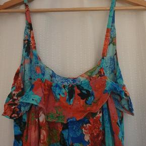 Dejlig retro sommerkjole. Der er brugsspor:)
