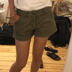 Cool army shorts gode til festival