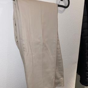 Beige farvet bukser i en str. 38 Fejler intet  #GøhlerSellout