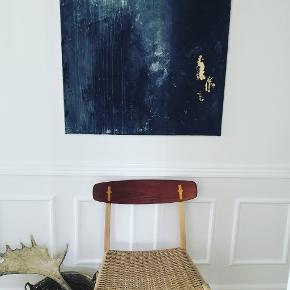 Flot maleri af ut Art By Rohmann. Har flere udstillinger bag mig under tidligere kunstnernavn Tina K Galleri. Dette maleri komplimenterer det minimalistiske med de nordiske toner. Målet er 60x60.kan bruges med og uden ramme. Pris er Plus forsendelse