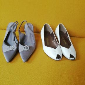 Retro sko & støvler