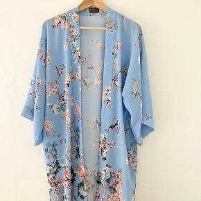 Japanese print kimono. Never used.
