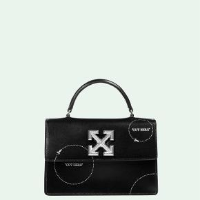Off-white håndtaske