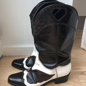 Støvler fra Ganni i super fin stand med minimal slid - str. 38