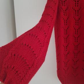Dejlig blød sweater, håndlavet, 100% bomuld