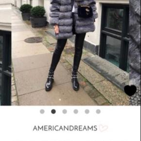 American Dreams pels- & skindjakke