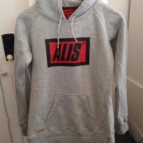 fed hættetrøje, sweatshirt med print logo.