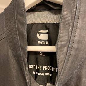 G-Star Raw skind- & læderjakke