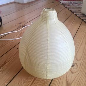 Ikea papirlampe