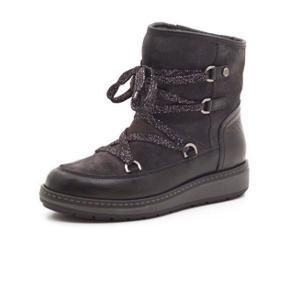 Brugt få gange, men fejler intet. Super gode vinterstøvler, med dejligt for indeni.