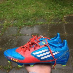 Adidas f50 fodboldstøvler - Str 42 2/3