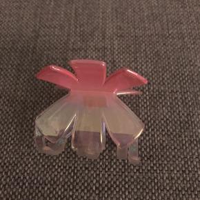 Hårklemme lyserød