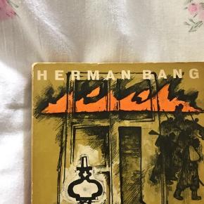 Bog af Herman Bang, Forlaget Gyldendal Udgivet i 1889, dette eksemplar er dog fra 1962 Lidt slidt og få noter undervejs